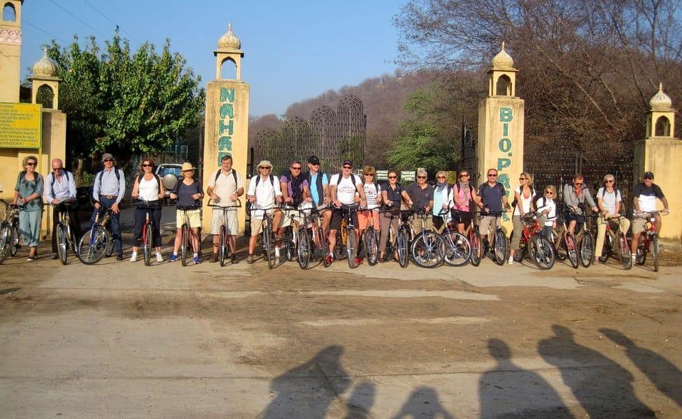 classic rajasthan cyccling tour
